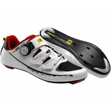 Pantofi sosea Mavic Ksyrium Pro Albi