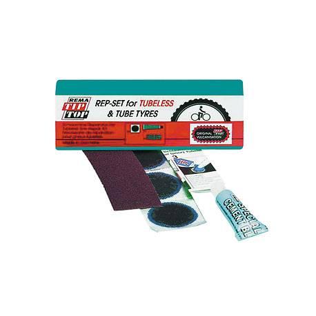 Kit reparatie tubeless Rema TipTop