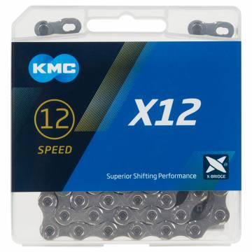Lant KMC X12 Argintiu